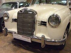 antequera classic mercedes benz 190b ponton w121 1961 cars rh pinterest com