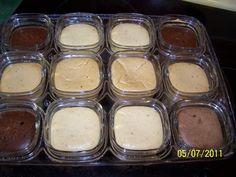 Crèmes vanille café ou chocolat en yaourtière