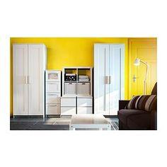 BRIMNES Armario con 2 puertas - IKEA