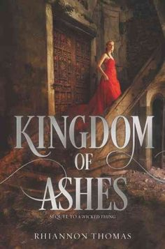 Kingdom of Ashes / by Rhiannon Thomas