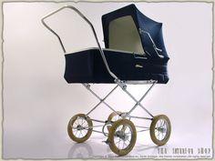 Kultiger Kinderwagen von FRANKONIA * Designklassiker *