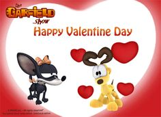 (Valentine animated card)