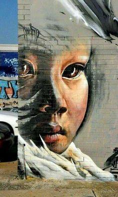 Melbourne street art.