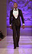 Allex Kangala fashion show, Couture Fashion Week, New York fashion week