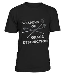 """# Weapons of Grass Destruction .  100% Printed in the U.S.A - Ship Worldwide*HOW TO ORDER?1. Select style and color2. Click """"Buy it Now""""3. Select size and quantity4. Enter shipping and billing information5. Done! Simple as that!!!Tag: Golf, golfer, golfing, Disc Golf T-shirt, golf lover tee, golfer gift set, golf balls, golf tees, golf glove, golf shoes, golf rangefinder, golf towel, golf shorts."""