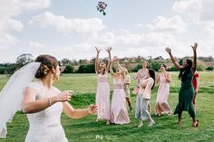 Catch that bouquet at White Dove Barn, Marsh Farm, Beccles, Suffolk UK #suffolkwedding #norfolkweddingphotography