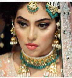 Pakistani bride by Natashas #RoyalLooks