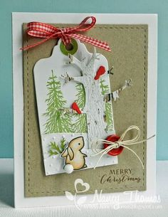 Creative Palette: 2014 Christmas in July #11