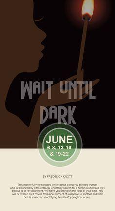 #WaitUntilDark #CircleTheatre 2013