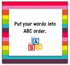 66 spelling task cards! Check them out :)