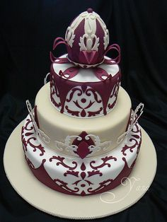 creme egg wedding cake 107 best faberge egg cakes images on in 2018 13090