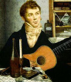 Fernando Sor   Deirdra Doan: Fernando Sor Father of Classical Guitar Homage by John Doan