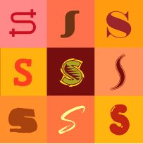 Any way you look at it, the S is a complicated letter. Not only is it one of the more challenging characters to draw, but the story of its evolution has more twists, turns, and reverses than its shape.