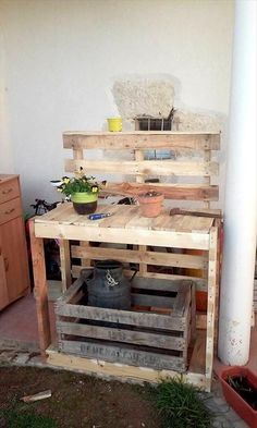 Top 30 Pallet Ideas to DIY Furniture for Your Home - Page 3 of 3 - DIY & Crafts