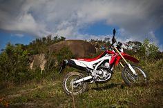 Honda CRF 250L #umamotopordia #osvaldofuriatto