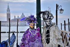Carnival in Venice, Italy.   Flickr