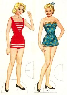 Sandra Dee * 1500 free paper dolls at Arielle Gabriel's The International Paper Doll Society for paper doll pals at Pinterest, thanks to all of you..! *