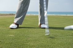 Weight Shift In The Swing