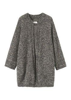Women's Zelma Knit Coat Toast