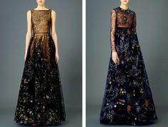 Valentino PreFall 2015 Galaxies