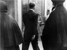 Saul Leiter.  Untitled, New York, 1950