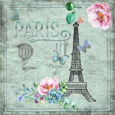 UtArt - My love - PARIS