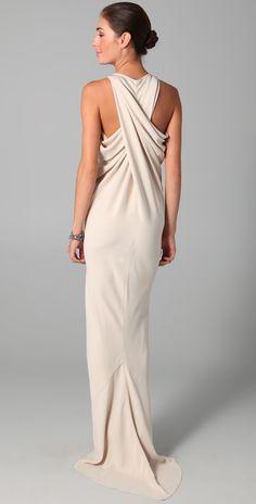 Maria Grachvogel Egrit Long Dress | SHOPBOP SAVE UP TO 25% Use Code: GOBIG16