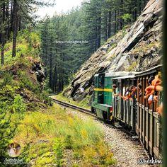 "Famous railway called ""Šargan Eight"" | Чувена ""Шарганске осмица"" | Photo: neshom Serbia Travel, Belgrade, Serbian, Beautiful Places, National Parks, Places To Visit, Jungles, Tours, Explore"