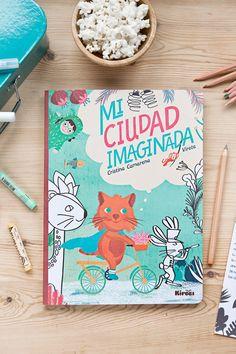 Ya está a la venta Mi ciudad imaginada – La meva ciutat imaginada