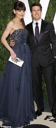 Love Katie Holmes' dress