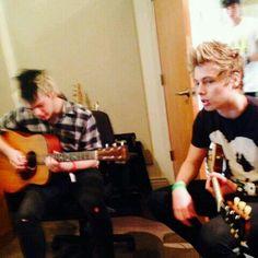 Michael and Luke
