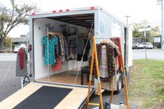 Mobile Boutique life. Ideas for fashion trucks and mobile retailing. The  Civilian Style Mobile Boutique sells new bohemian and vintage style  clothing and accessories in Little Rock, Arkansas.