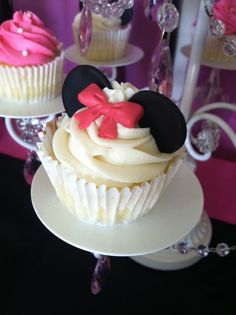"""Photo 8 of 38: Minnie Mouse / Birthday """"Emma's Minnie Mouse 4th Birthday"""" 