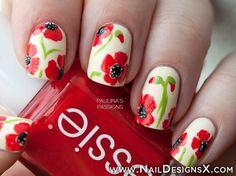 beautiful nail art » Nail Designs & Nail Art # spring