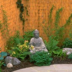 Zen Garden - i could do this is the corner of the yard!!