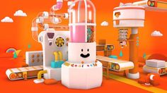 Nickelodeon Icecream Factory Promo First month of 6. All Latin America, Brazil included.