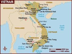 We did north and south vietnam.  I wish we could've taken a train either way.  It would've been amazing!  I know we will when we go back someday.  Halong Bay is incredibly beautiful!