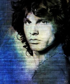 Jim Morrison was famous for drinking wine and absinthe, in large quantities, and mixed with various drugs.