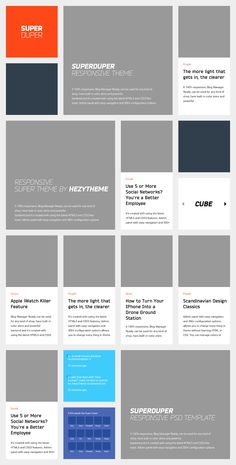 sportswear shopping website psd template tools news resources