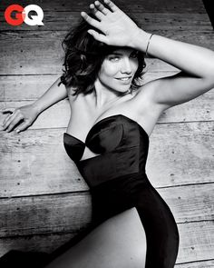 'The Walking Dead's' Lauren Cohan Poses in 'GQ' Photos | GQ