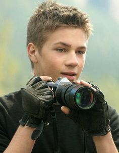 Connor Jessup   ... guy i used to envisage as carl eric lively his name is connor jessup