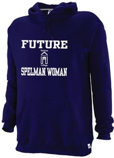 Need this for my daughter...Spelman College 'Future Spelman Woman' Youth Hooded Sweatshirt