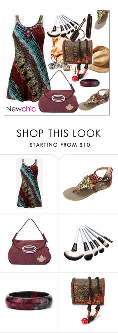 """""""NEW CHIC"""" by newoutfit ❤ liked on Polyvore"""