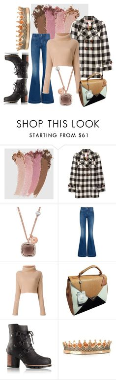 """Untitled #6033"" by pampire ❤ liked on Polyvore featuring Gucci, Sonia by Sonia Rykiel, Michael Kors, STELLA McCARTNEY, Sorial, SOREL and Azhar"