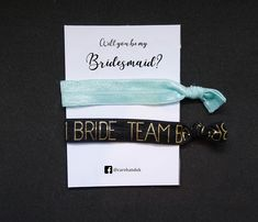 Looking for the perfect bridesmaid proposal? Stop right here.... #bridesmaid #bridal #wedding #personalised #personalisedgifts