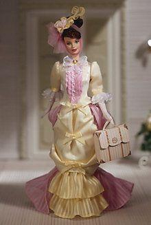Mrs. P.F.E. Albee™ Barbie® Doll