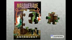Cover Reveal for Masquerade: Oddly Suited