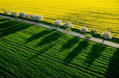 30 Impressive Examples of Drone Photography
