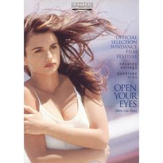 Rent Open Your Eyes starring Eduardo Noriega and Penélope Cruz on DVD and Blu-ray. Get unlimited DVD Movies & TV Shows delivered to your door with no late fees, ever. Penelope Cruz, Eye Movie, Movie Tv, Tom Cruise, Alone In The Dark, Foreign Movies, Star Wars, Open Your Eyes, The Originals