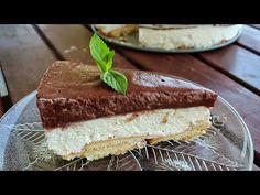 Φανταστικό Γλυκό Ψυγείου Σοκολάτα με κρέμα στιγμής - Chocolate Pudding Dessert - YouTube Pudding Desserts, Pastry Design, Icebox Cake, Nigella, Tiramisu, Sweet Tooth, Cheesecake, Sweets, Cooking